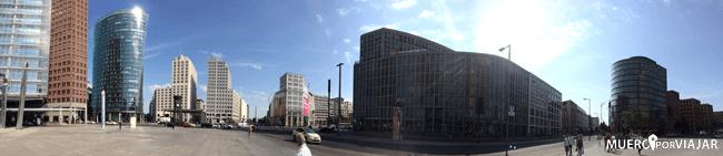 Potsdamer Platz - Berlín