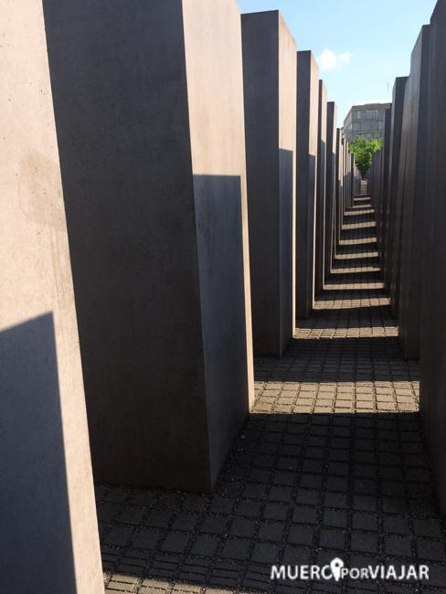 Monumento al Holocausto - Berlín