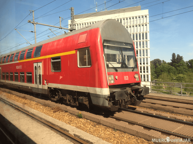 El S-Bahn de Berlín