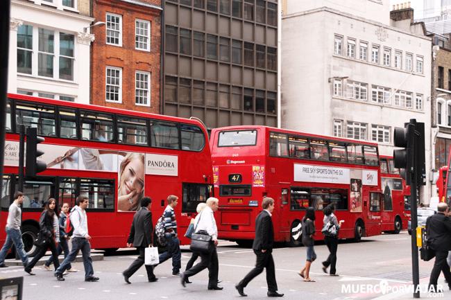 Planifica tus recorridos mirando el transporte público