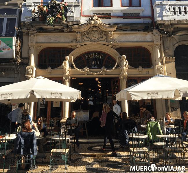 Cafe Majestic de Oporto