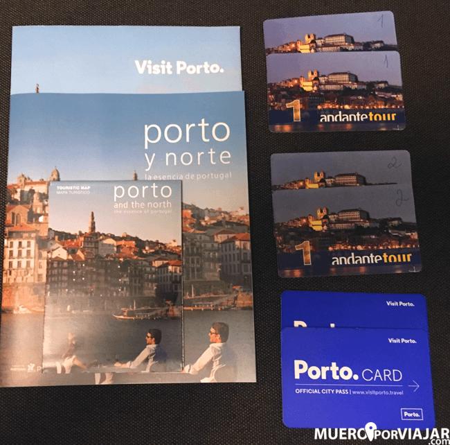 La Porto Card y los pases de transporte