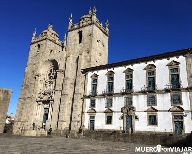 La Catedral de Oporto