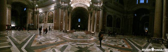Basílica de Santa Maria degli Angeli e dei Martiri en Roma