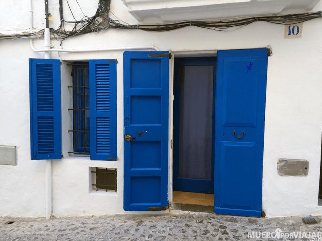 Bonita casa en Dalt Vila en Ibiza