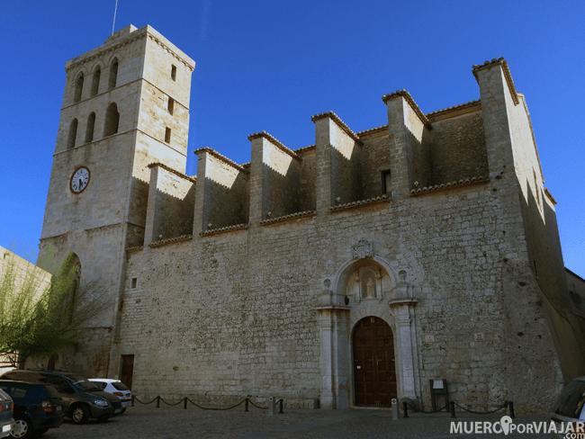 Iglesia de Santo Domingo en Ibiza