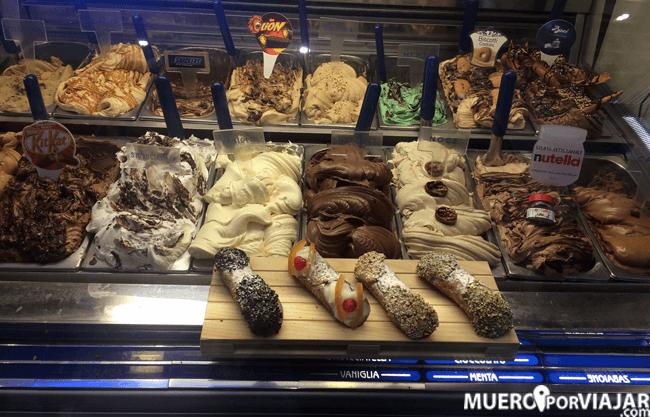 Nos encantan los gelattos de Roma, ¿lo habíamos dicho alguna vez?