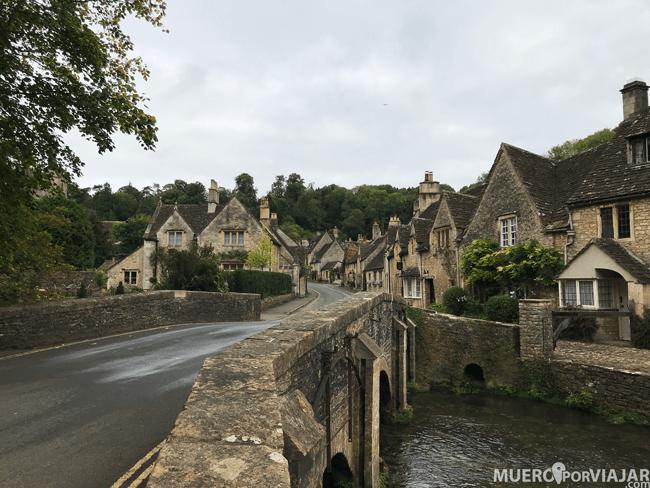 Castle Combe, uno de los pueblos más bonitos de Inglaterra