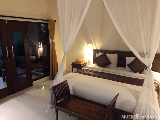 Nuestra villa en Ubud - Bali