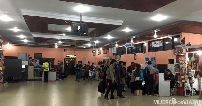 Aeropuerto de Borneo - Indonesia