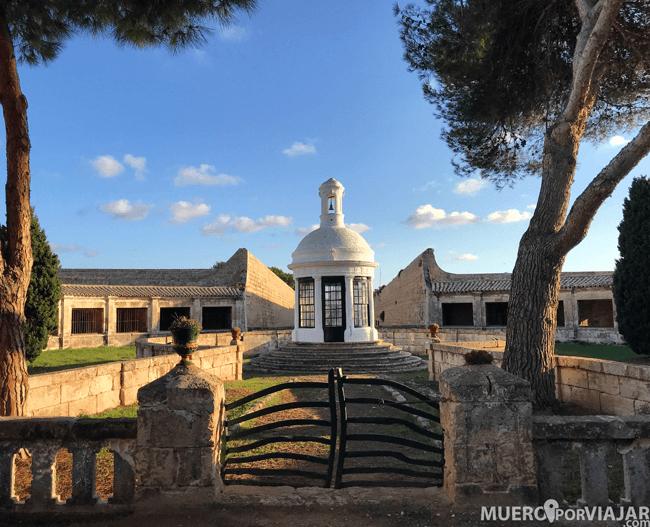 La preciosa Isla Lazareto en Menorca