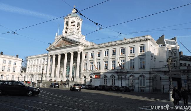 Palacio Real de Bruselas (Bélgica)