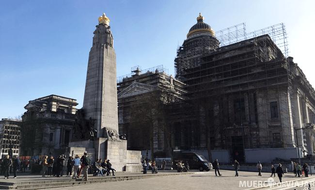 Palacio de Justicia - Bruselas, Bélgica