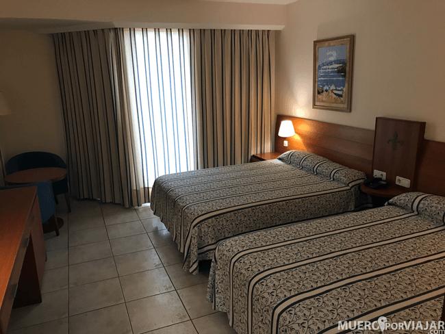 Habitación Hotel & Spa Peñíscola Plaza Suites