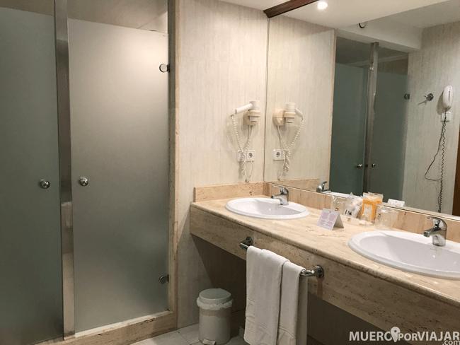 Baño Hotel & Spa Peñíscola Plaza Suites