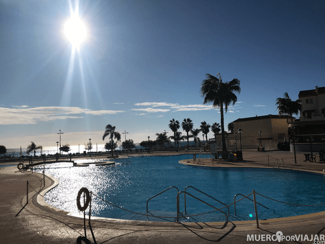 Piscina Hotel & Spa Peñíscola Plaza Suites