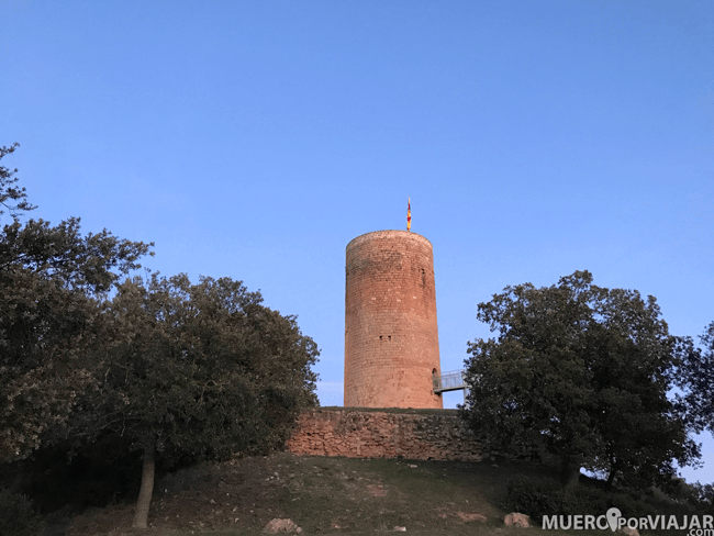 La famosa Torre Manresana