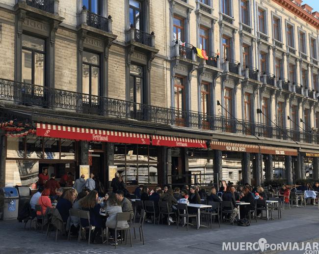 Fritland en Bruselas
