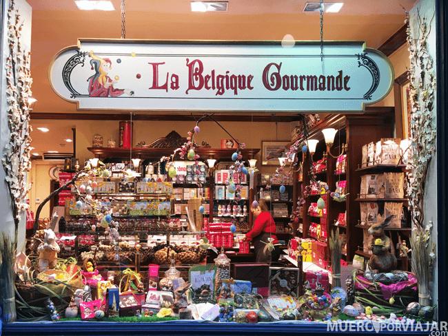 La Belgique Gourmande en Bruselas