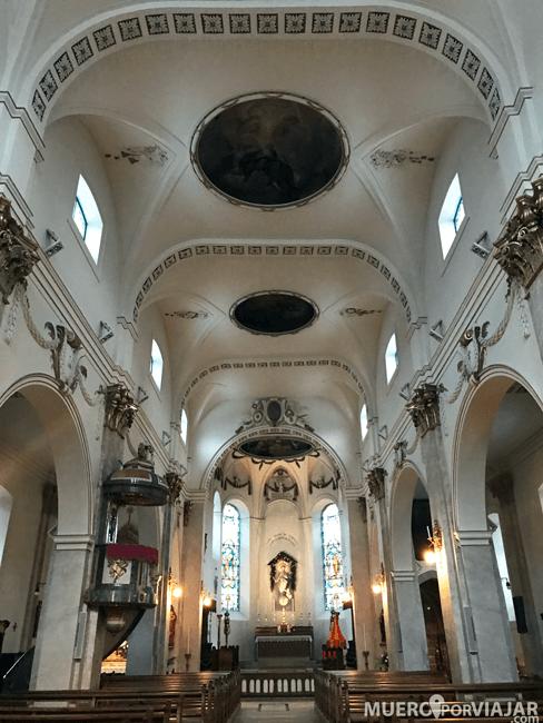Basilique de Notre-Dame de Friburgo