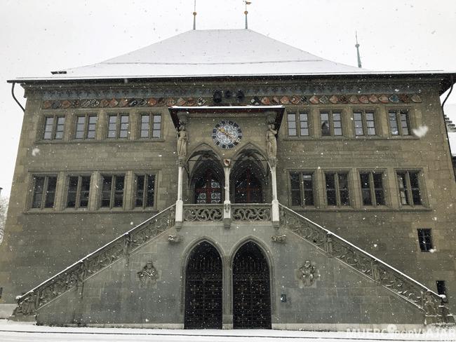 El ayuntamiento de Bern