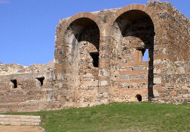 Las ruinas romanas de Vidigueira