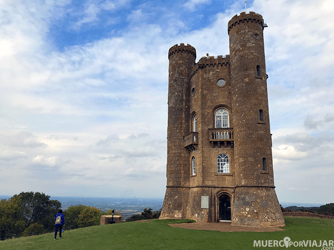La Broadway Tower es un imprescindible de Los Cotswolds