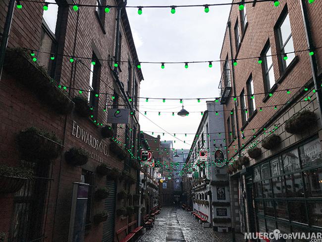 Barrio de la Catedral - Belfast