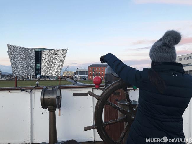 SS Nomadic - Belfast