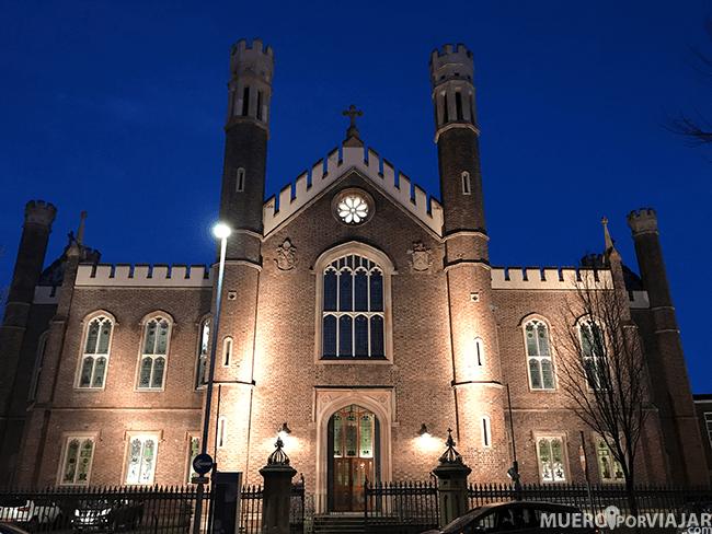 Iglesia católica St. Malachy's - Belfast
