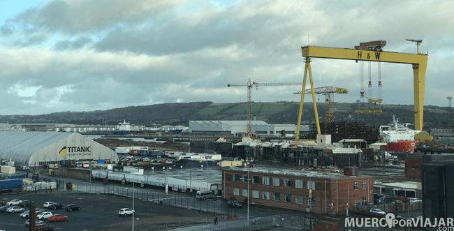 Samson y Goliath - Belfast