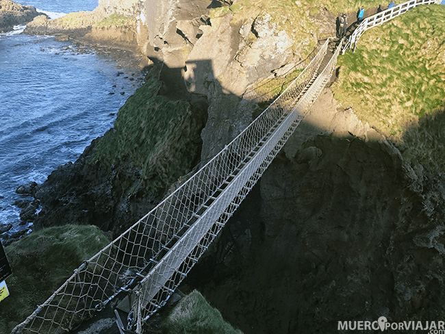 Carrick-a-Rede - Irlanda del Norte