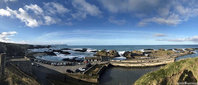 Puerto de Ballintoy - Irlanda del Norte