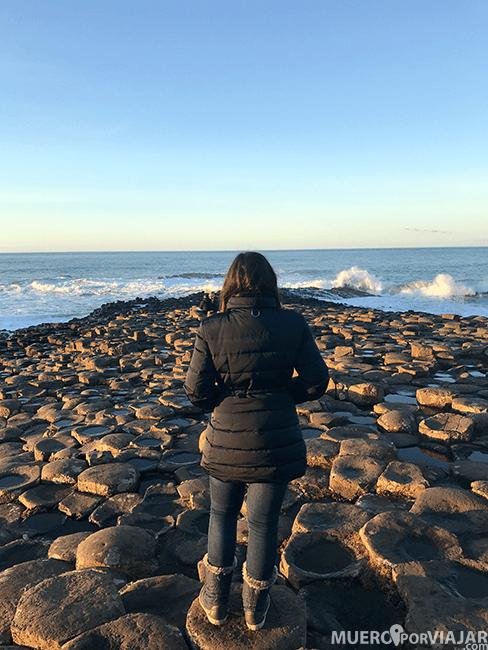 Calzada del Gigante - Irlanda del Norte