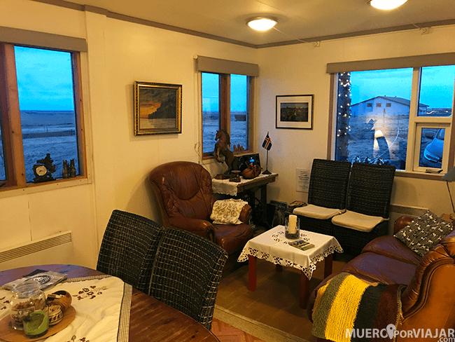 Salón de la Guesthouse