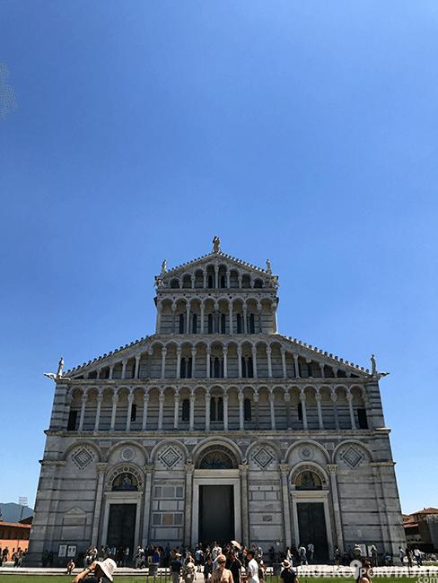 El Duomo de Pisa