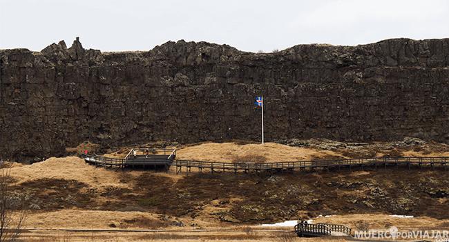 Alping en Islandia, el lugar donde se fundó el primer parlamento del mundo