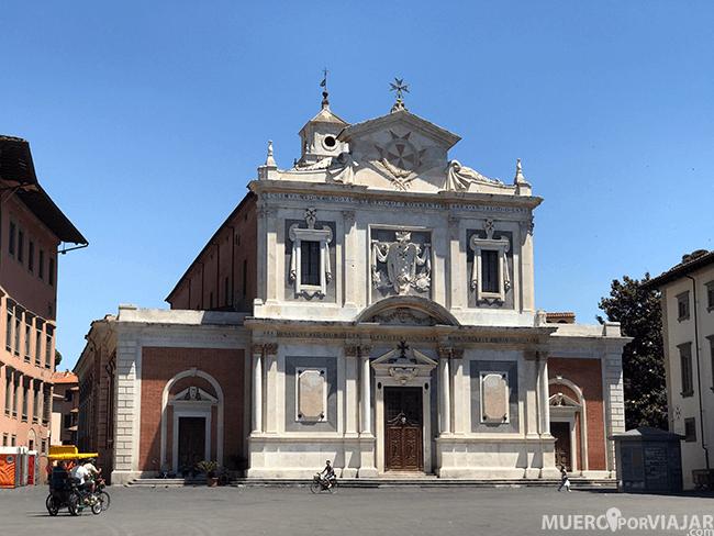 Iglesia de San Michele en Borgo de Pisa