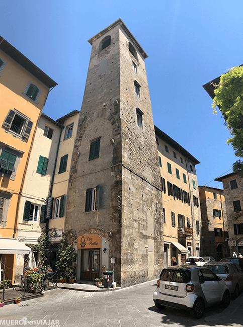 Torre del Campanario de Pisa