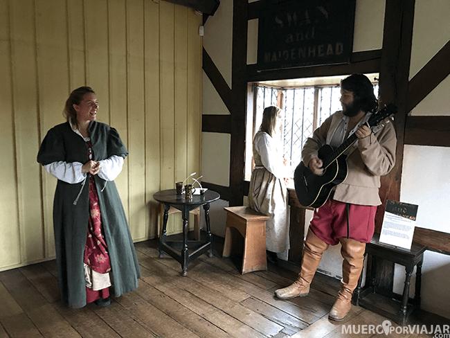 Birthplace - Stratford-Upon-Avon
