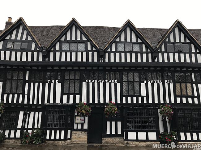 Las calles de Stratford-upon-Avon