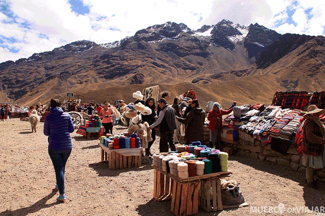 Mercado de Perú