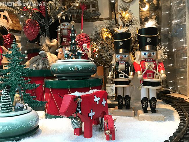 Zurich en navidad
