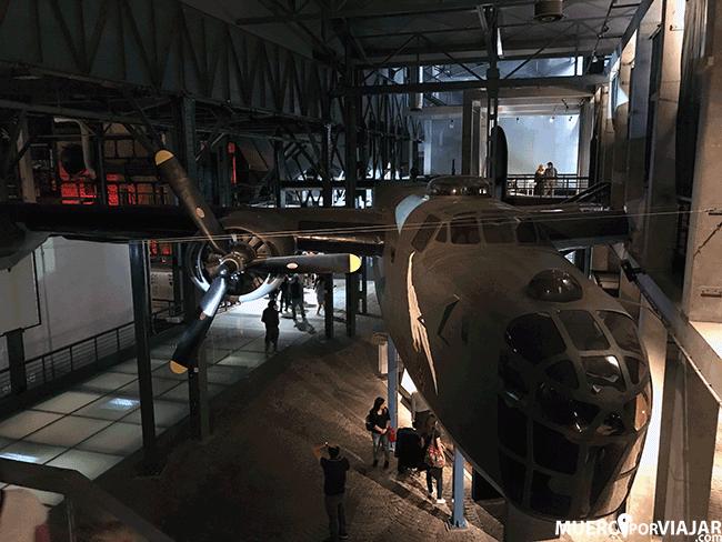 Museo del levantamiento en Varsovia