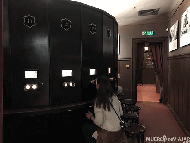 Museo Fotoplastikon en Varsovia