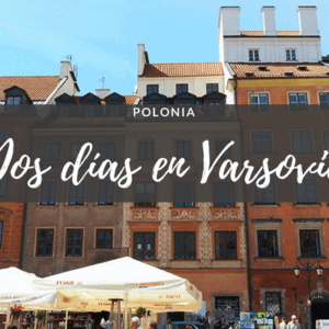 2 días en Varsovia – Polonia