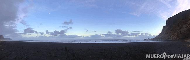 Playa de Vík - Islandia