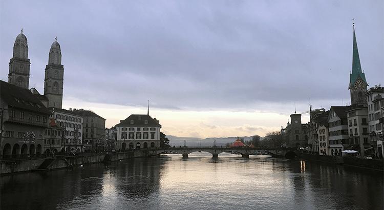 Panoramica de Zurich