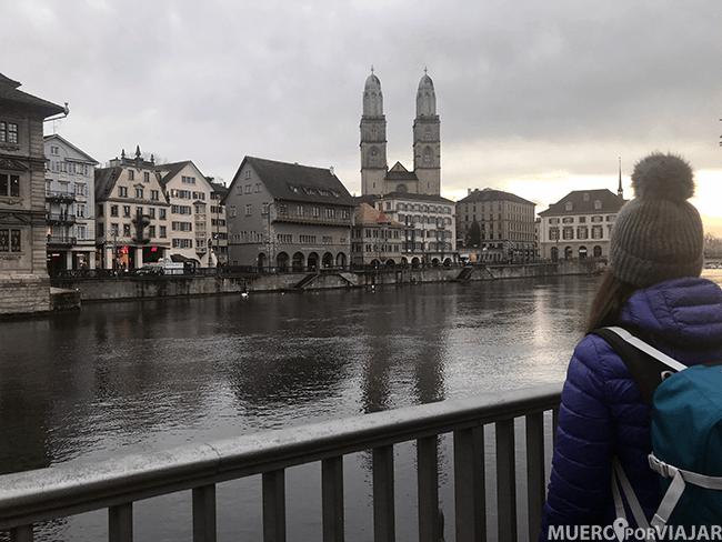 Grossmünster de Zurich