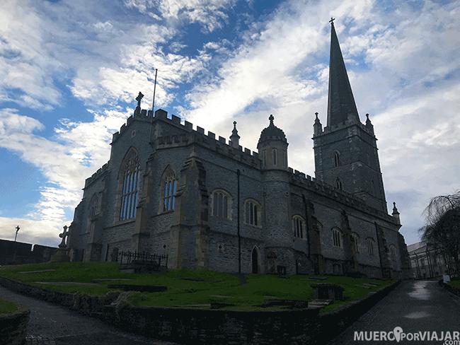 Catedral Protestante de San Columbano en Derry